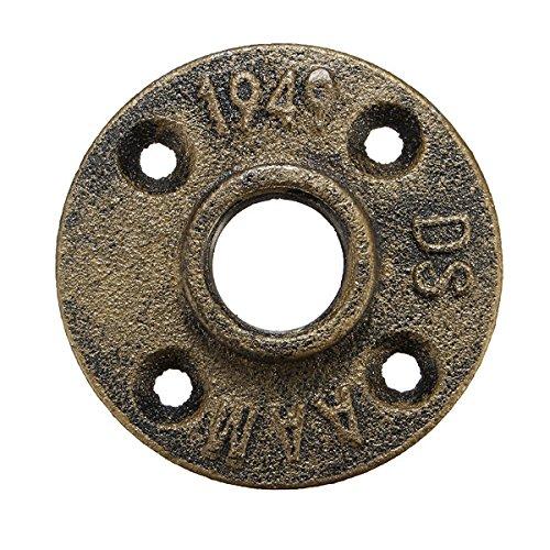 DyNamic 3/4 Zoll Gesteigerte Bronze Flange Eiselfe Rohrboden, Der Sanitär Anbaut
