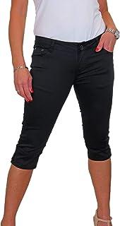 ICE Jeans Capri in Chino Stretch, con Vita Bassa 40-48