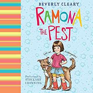 Ramona the Pest cover art