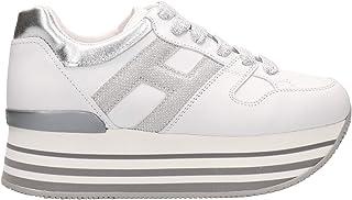 Amazon.it: Scarpe Sneakers Donna Bianche - Hogan / Scarpe / Donna ...