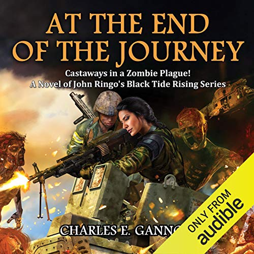 At the End of the Journey: Black Tide Rising, Book 8