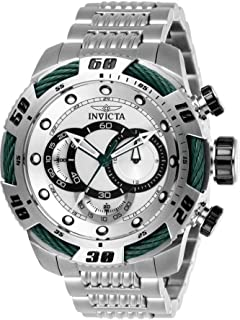 Invicta Speedway Men 50Mm Stainless Steel Stainles - 27059, Analog Display
