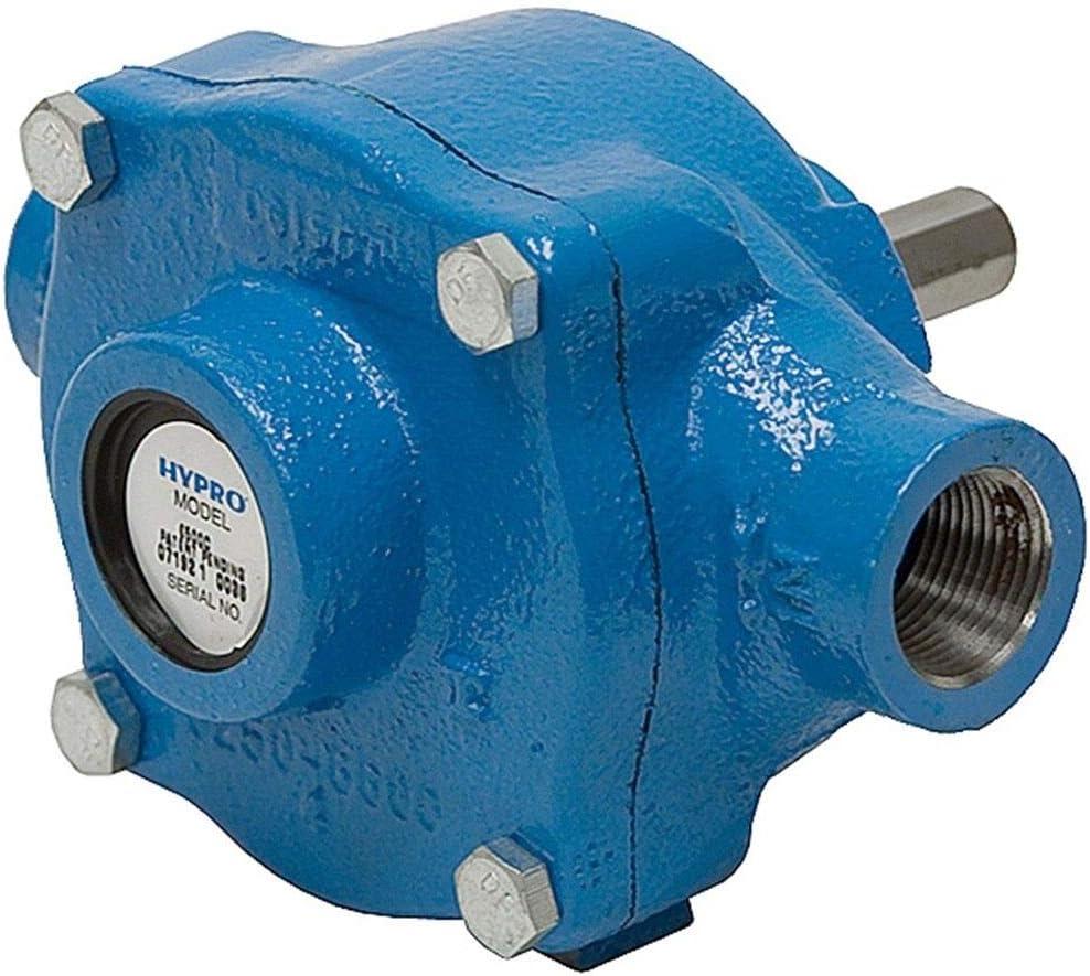 Hypro 6500 Oklahoma City Mall half C Pump Roller