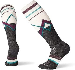 Smartwool PhD Outdoor Light Crew Socks - Women's Pattern Wool Performance Sock