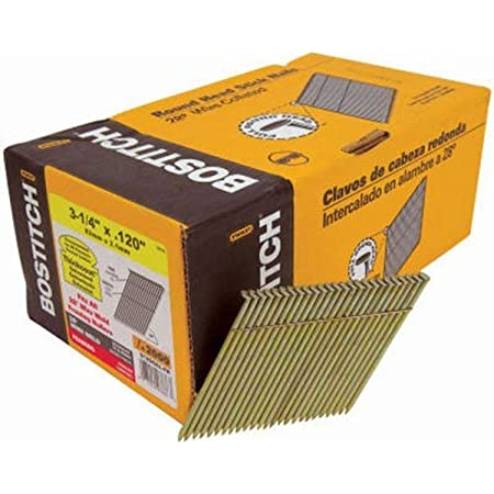 3600-Pack Stanley Bostitch C8P99D 2-1//2x.099 Nail