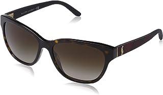 2af3f1e17e Ralph Lauren Polo Lunettes de soleil 4093 Pour Femme Black / Grey Gradient