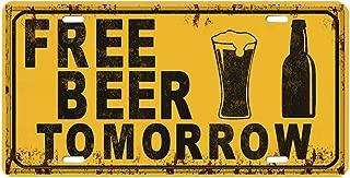 Domire Vintage Metal Cartel de Chapa de Hierro Libre de la Cerveza Placa de la Pared para la Oktoberfest Pub decoración Decorativo del hogar Accesorios Style-232