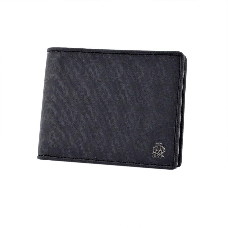 商品早熟極めて重要なダンヒル DUNHILL L2PA32A 小銭入れ付 二つ折り財布 [メンズ] [並行輸入品]