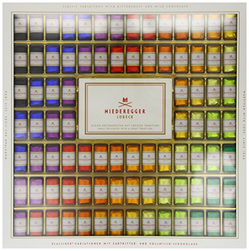 Photo of Niederegger Supreme Assortment Mini Loaves 1075 g (86 Pieces)