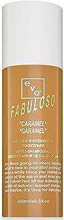 Evo Fabuloso Colour Intensifying Conditioner Caramel (250ml)