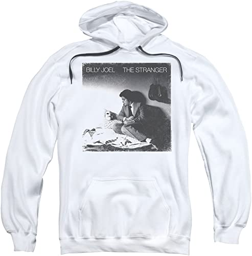 Billy Joel - - Sweat à Capuche The Stranger pour Hommes