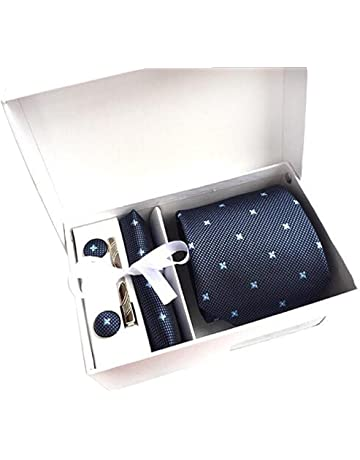de3bd6c551513 Treesing メンズ ネクタイ ピン カフス ボタン チーフ 5点セット 23色選択可能 ビジネス 就活