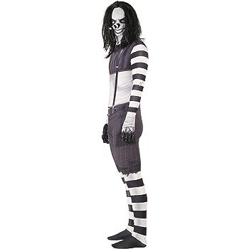 Morphsuits Adultos Oficiales de Risa de Jack Scary Leyenda Urbana ...