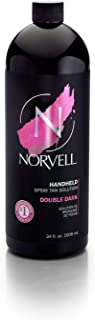 Norvell Premium Sunless Tanning Solution – Double Dark, 1 Liter