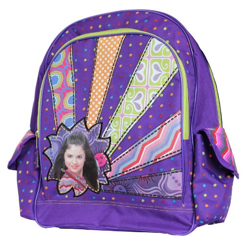 Disney's Wizards of Waverly Place Alex Russo Backpack | Purple