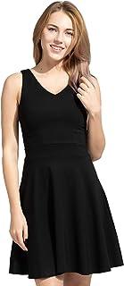 Desconocido Héloïse de SY - The Little Black Dress Specialist - Vestido - Trapecio - para Mujer