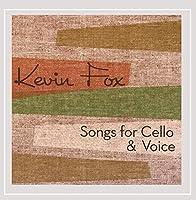 Songs for Cello & Voice