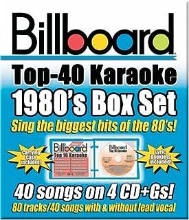 Billboard Top 40 1980's