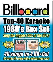 Billboard 1980's Top 40 Karaok