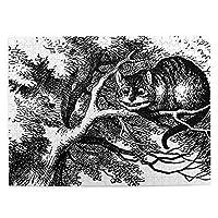 不思議の国 チェシャ猫 アリス ジグソーパズル 1000ピース 知的ゲーム 家族オモチャ 子供向けパズル キッズ 孫 人気 誕生日プレゼント 贈り物