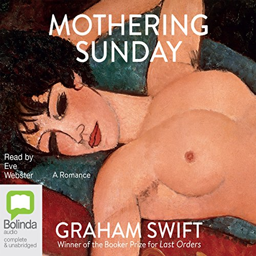 Mothering Sunday audiobook cover art