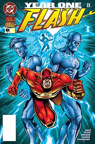 The Flash (1987-2009): Annual #8 (English Edition)