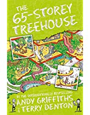 65-Storey Treehouse: The Treehouse Books 05