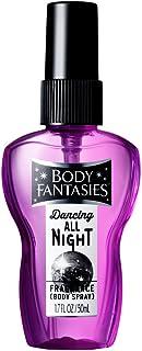 ボディファンタジー ボディスプレー DANCING ALL NIGHT 50ml