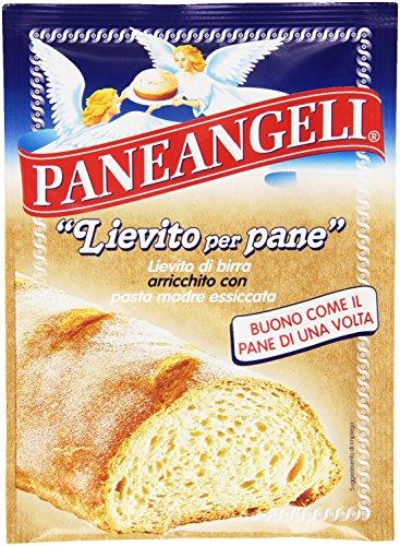 Paneangeli – Levadura de cerveza para pan enriquecida con pasta madre seca – 30 g