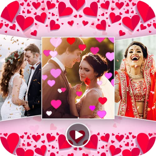 Top 10 best selling list for wedding effect photo