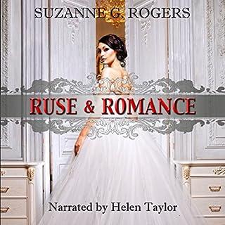Ruse & Romance audiobook cover art