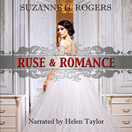 Ruse & Romance audiobook cover art