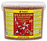 Tropical Koi und Goldfisch Color Sticks, 1er Pack (1 x 5 l)