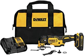 Dewalt DCS355C1R 20V MAX XR Brushless Lithium-Ion Oscillating Tool Kit (1.5 Ah) (Renewed)