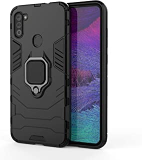 TingYR Case for Oppo A73 5G, 360 degree Rotating Ring Holder, TPU/PC Shockproof Phone Cover, Full Body Protection Cover, P...