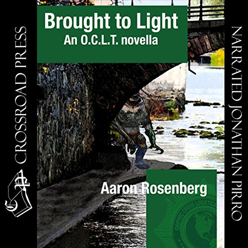 Brought to Light audiobook cover art