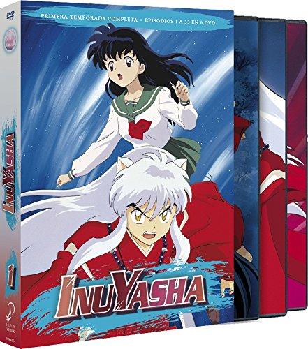 Inuyasha Box 1 Episodios 1 -33 [DVD]