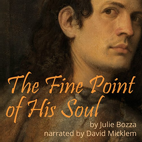 The Fine Point of His Soul audiobook cover art