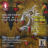 Orchestral Music & Pop Cantatas