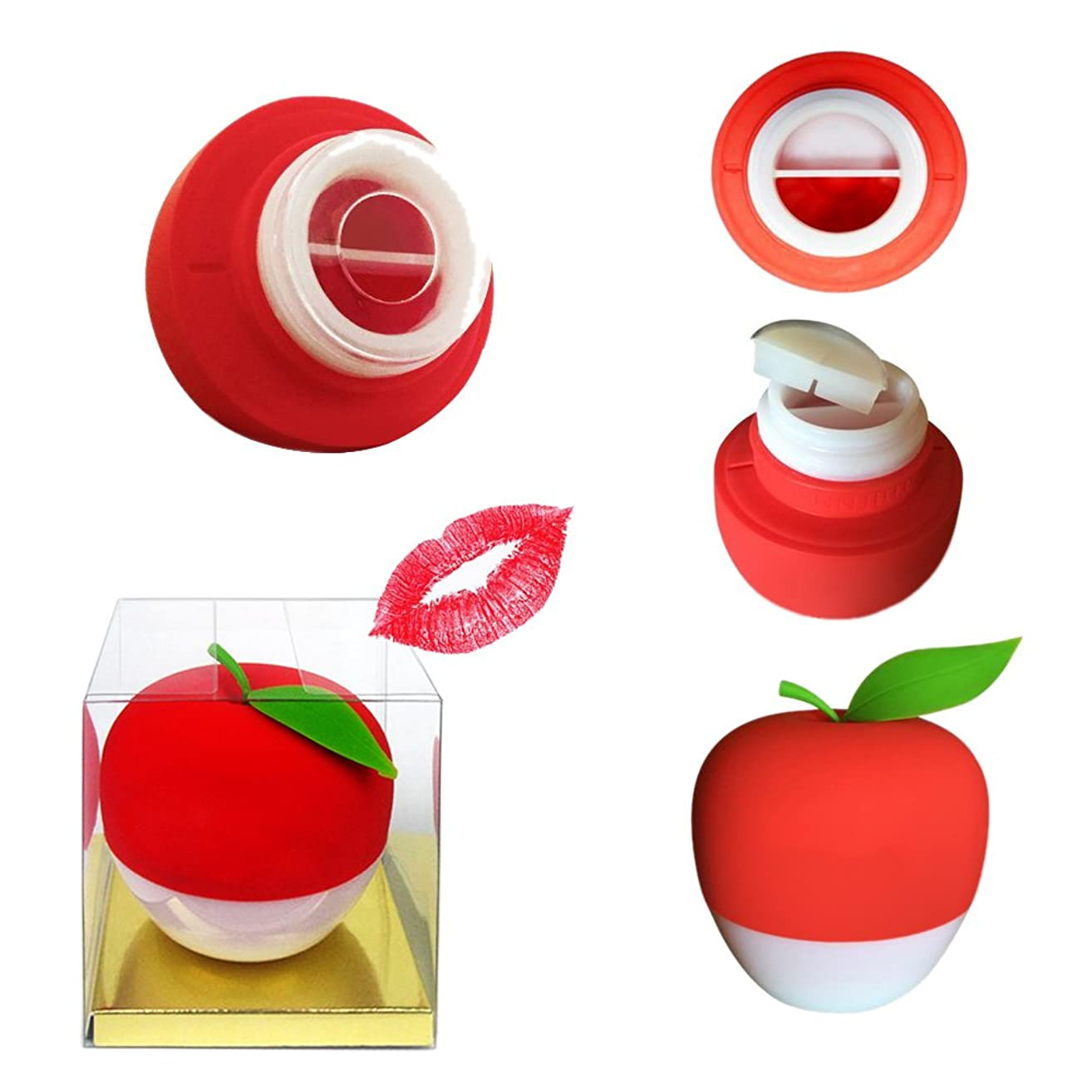 Lesnic Sexy Full Best Lip Plumpers Device Enhancer Hot Sexy Mouth Beauty Lip Pump Enhancement 2017 New Style, Pump Device Quick Lip Plumper Enhancer (Red Plumper)