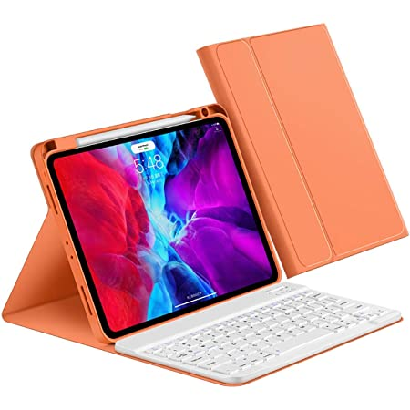 Aidashine Funda Teclado para iPad Pro 11 2020 (US Layout ...