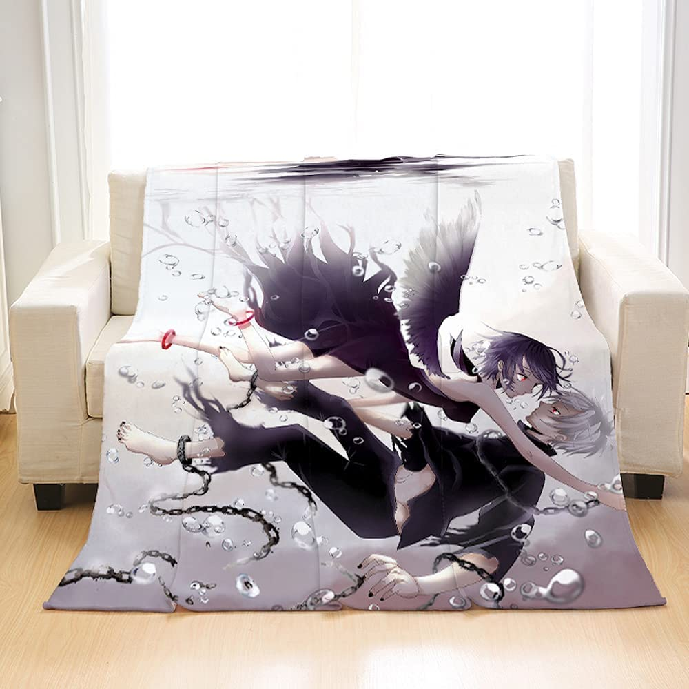 DAYINGTAO Tokyo Ghoul Anime Blanket And Touka Kirishi Indefinitely Al sold out. Kaneki Ken