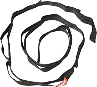 MiR Yoga Strap with 12 Loops, Designed for Stretching and Flexibility