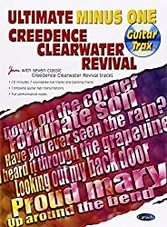 Ultimate Minus One Creedence Clearwater Revival Tab Book/Cd