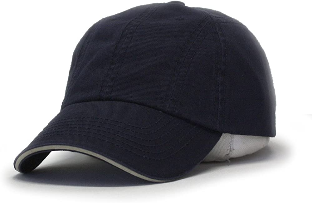 Washed Cotton Twill Caps Camper Indianapolis Mall Max 84% OFF Adjustable