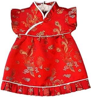 Best baby cheongsam dress Reviews