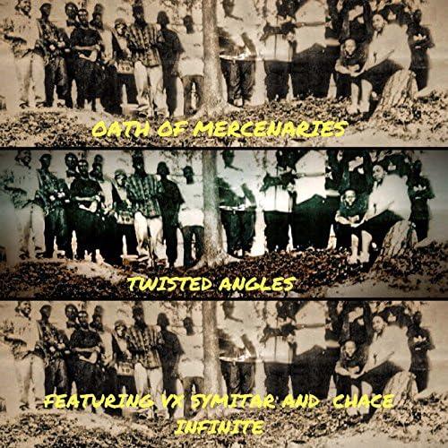 Twisted Angles feat. Vx Symitar, Chace Infinite, DJ Curt & Jaheem Sadam