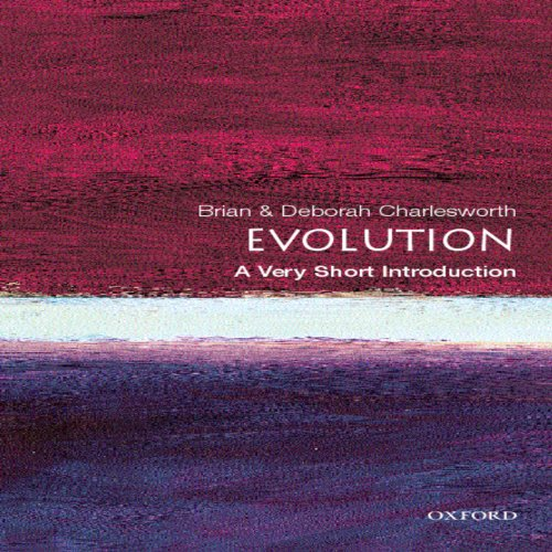 Couverture de Evolution: A Very Short Introduction