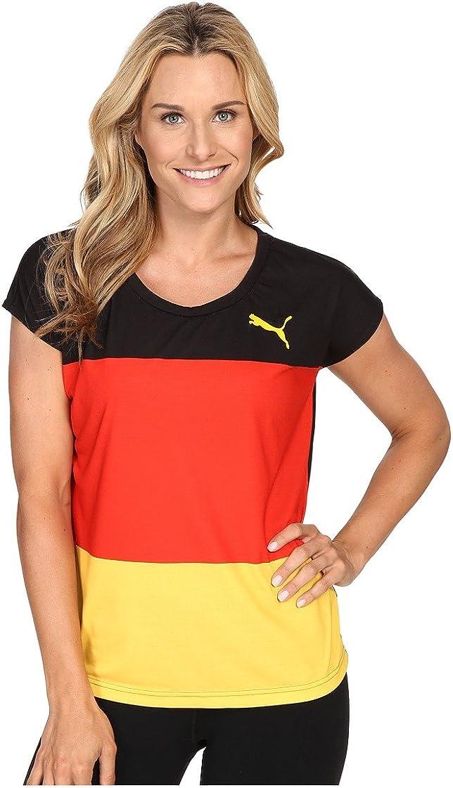 PUMA Women's Olympic Fan T-Shirt