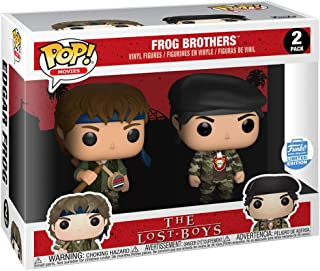 Funko Pop Movies: The Lost Boys - Frog Brothers 2 unidades